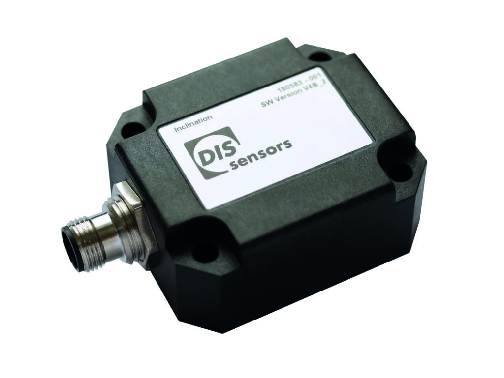 ProMat 2019 debut of Dynamic Inclinometer by DIS-Sensors