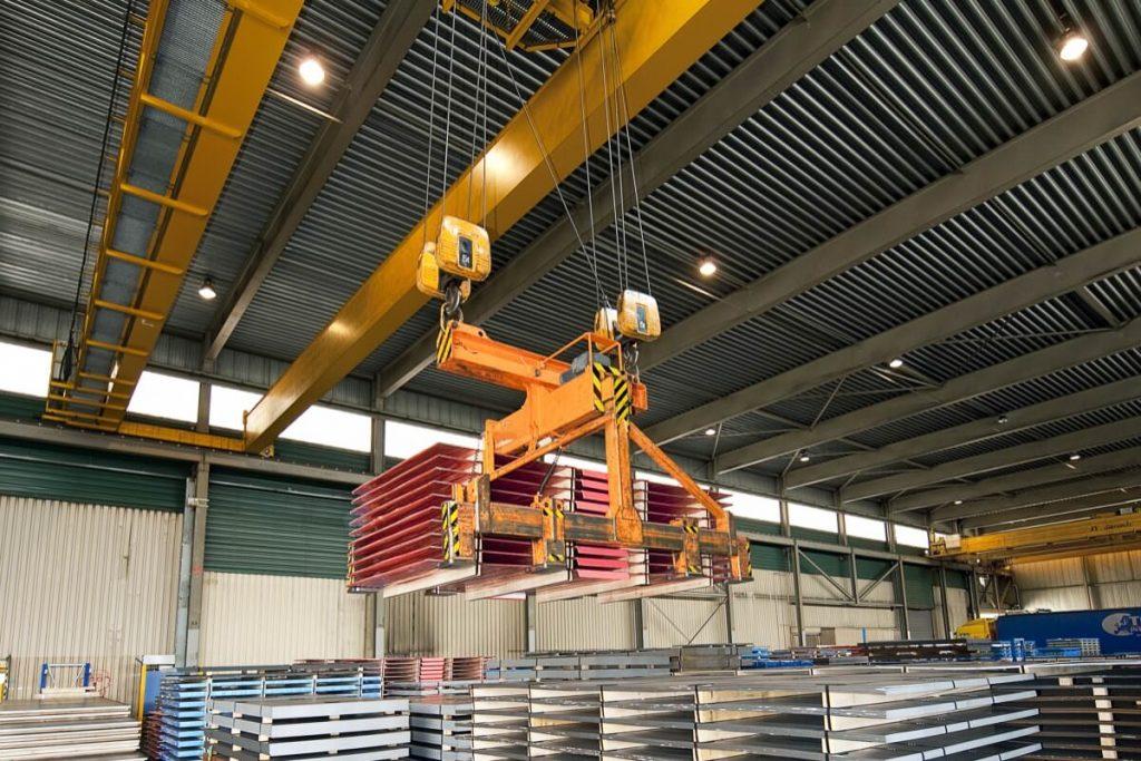 Overhead Crane Anti Collison Solution | Laser-View Technologies