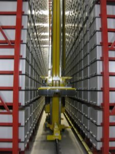 asrs positioning solution