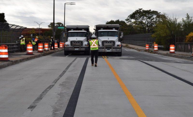 Bridge Deflection Testing 7
