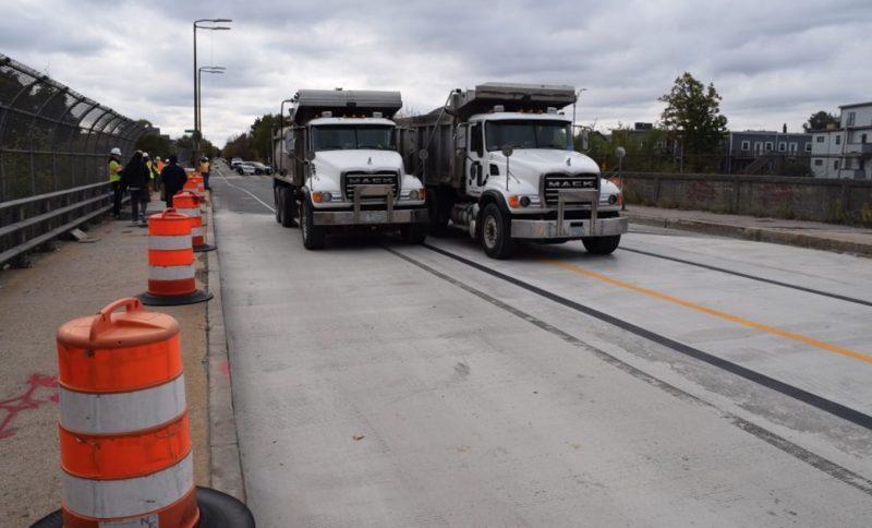 Bridge Deflection Testing 8