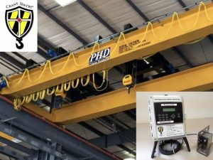 crane collision detection system
