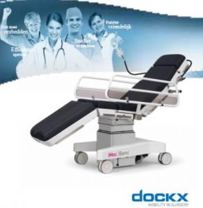 mobile medical chair